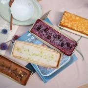 Candy Wedding|超美的湖水綠彌月蛋糕 野餐下午茶也超適合【小小任性LETITIA】