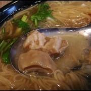 [銅板美食]無敵家赤肉大腸蚵仔麵線~健康美味、近樹林火車站!!!