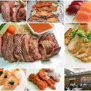 吃-鳳山。阿雷佐牛排館經典排餐,還能享受Buffet豐盛餐點 X 皇家金宸大飯店