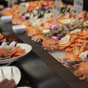 自助海鮮美食吃到飽~ 人生滋味真美好