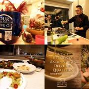 TAICHI Project  特級初榨橄欖油怎麼品選 橄欖油熱炒實做影片食譜大公開 Extra virgin olive oil ~