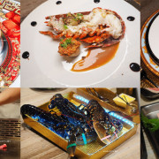大安9號鍋物 • 鐵板燒 全新推出精緻鐵板燒 頂級藍龍蝦雙人套餐 限時優惠 大安區美食 慶生推薦