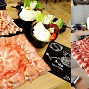 【捷運美食】大初 shabu shabu (二訪) 50oz雙人餐大挑戰!滿桌澎湃的肉海等您來挑戰~東區涮涮鍋推薦