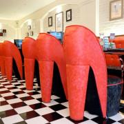 閏蜜餐廳. 捷運大坪林站▋坐在高跟鞋上享受平價又美味義式料理,吸睛程度破表(文末用餐小禮物)