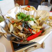 瓦城泰國料理新菜推出・美麗華裡的泰式饗宴・食材新鮮菜色開胃・夏日消暑美食・捷運劍南路站