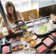 韓式烤肉吃到飽只要399,還有大醬湯、石鍋拌飯、飲料無限享用!!