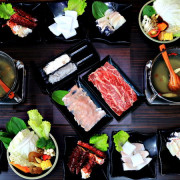 【高雄 三民】藏鮮の鍋 一個人也能享用帝王蟹腳…等精緻食材的火鍋店。