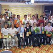 [Unigo台灣傳奇電商平台記者會] 支持努力做好無毒農業的農民們,台灣傳奇電商平台整合學術及小農的專業,一起為台灣的純淨土地打拼,Go!Go!Go!