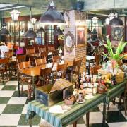 【三多商圈】Montage 蒙太奇義法式鄉村廚房 南高復興藝術 IG網美打卡餐廳