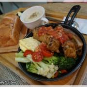 [新北永和]永安市場旁人氣早午餐★再一塊吧ing