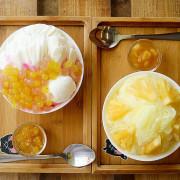 【嘉義冰店】打貓冰果室 打貓多肉冰+經典打貓冰 來嘉義必吃鳳梨冰 金鑽鳳梨新鮮好味