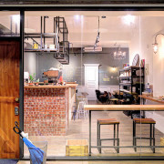 台中Cafe Shih & The Ark X 騎樓下的低調咖啡館