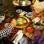 【Angelas日嚐】藝人納豆開的韓式燒肉店,公館巷弄裡的韓式燒烤【쩝쩝꿀꺽 滋滋咕嚕韓式烤肉專門店】