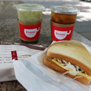 【台北美食】Isaac Toast & Coffee(台北信義ATT4Fun店)-『台北101/世貿站』韓國超美味吐司攻台