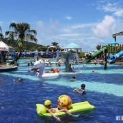 ◆新北萬里【太平洋翡翠灣夏日樂園】海洋、沙灘、比基尼~到翡翠灣一起FUN暑假。北海岸風景區。水上樂園。渡假盛地。大型滑水道。水上摩托車。香焦船。衝浪戲水