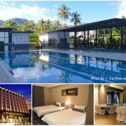 【W小姐旅行畫報】台東 知本住宿 F HOTEL知本館 新開幕位置優越、設備新穎商旅