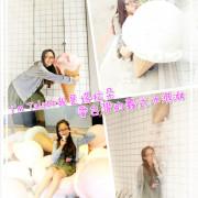 ☞台中美食☜Im Talato我是塔拉朵。愛台灣的義式冰淇淋。冰淇淋的水上樂園,少女們的夢幻樂園,粉紅+白的夢幻天地