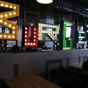 高雄前鎮區=<食>台鋁漢堡~CP值蠻高的漢堡店淺藏在台鋁商場內=