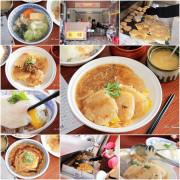 【台南中西區】七誠米粿:粿仔吃法很多元,乾煎、羹類、米粿羹飯都是絕妙好滋味,既能吃巧更能吃飽的平價美味