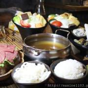 【新北美食】新鮮食材可以吃鍋又能吃串燒的堂口涮涮鍋.串燒@三重國小捷運站