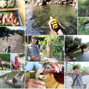【遊程玩法】珈雅瑪|茶山部落深度一日旅。部落巡禮 文化體驗 射箭 月桃鳥笛 特色風味餐 瀑布冷泉漂流