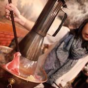 [桃園蘆竹] 冬天就要這一味!超有FU炭燒紫銅鍋,溫潤清香酸白菜鍋~東北金小館酸白菜鍋