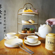 【台南下午茶】//正林烘焙坊// 經典雙人英式下午茶|三層滿滿點心大平台|少女心大噴發|遠看近看都好美|限量販售中秋鳳梨酥禮盒