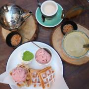 。新竹食記。nolas café salon.城市裡的小綠洲.在美髮廳喝下午茶