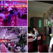 【台南宴會餐廳】金冠台菜海鮮婚宴餐廳|就是要賓客吃得盡興才夠誠意|轉型後的辦桌菜一樣好吃到不行!|場地、燈光,各種設備超水準