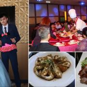 【台南婚宴餐廳】金冠台菜海鮮婚宴餐廳|在地宴請第一選|金冠辦桌蓋澎拜|好找路、好停車 料理擱好呷