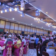 【台南婚宴餐廳】金冠台菜海鮮婚宴餐廳 || 什麼都恰到好處的婚宴場地。
