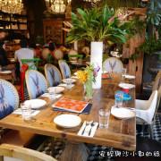 【台中。南屯】Thai J泰式料理  泰夢幻拉!熱帶花園裡享用下午茶