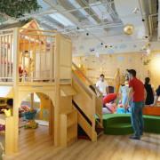 親子餐廳 食記 ► 台北 內湖區 ◄ Boss Mama ✔ 150坪寬敞空間 x 各年齡層的歡樂天地