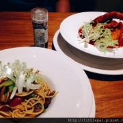 [新竹 x 美食] FELICE 費莉絲//城市中的小清新綠地餐館/義大利麵燉飯排餐口味豐富//大遠百對面新開幕好店!