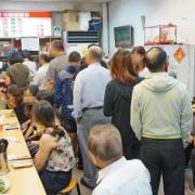 【台北美食】青島排骨便當-中午用餐時間必定大排長龍的超強店家