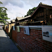 [台中景點] 清水公學校日式宿舍群 台中日式歷史建築 整理好之後改成小學教室