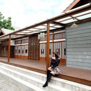 【台中。清水區】請問~這是一秒飛日本的概念嗎?是的,只要走一趟『清水公學校日式宿舍群』,真的會讓人感受到一股濃濃日式韻味,還真以為又去到日本了呢。