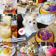 蘆洲寵物餐廳-VEG OUT 寵物耍廢空間 早午餐,有寵物鮮食和毛小孩一起耍廢.蘆堤寵物公園.柳堤公園.免費wifi(有影片)