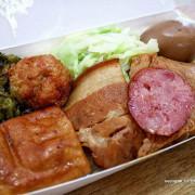 【新北美食】阿生鐵路便當 貢寮車站月台便當小吃