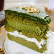 Coffee Sind 療癒系多肉植物咖啡廳,超激推抹茶蛋糕近大安捷運,消磨一下午的好食光!
