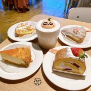 亞尼克台中旗艦店 ,台中西區美術館附近人氣下午茶,百元以下切片蛋糕,年銷百萬條的生乳捲- Cyndi loves享食天堂