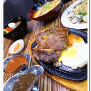 士林夜市排餐.最多樣化的食物選擇來這裡就對啦!──北大牛排