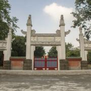 台中‧東區   中式仿真建築,穿梭台中紫禁城!