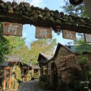 <嘉義阿里山樂野> 阿將的家 23咖啡館  鄒族部落藝術空間