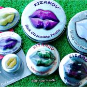 【Kizandy美國香吻糖】香醇可口唇印糖~最佳婚禮小物/派對小物伴手禮,無糖,無添加人工色素,吃的安心