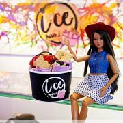 台北東區散步小食- I-ce Paris 泰式炒冰 捲捲冰