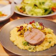 | 新竹美食 | YATS葉子義法餐廳 道道質感料理 歐式鄉村風格的溫馨裝潢 親子餐廳好去處
