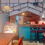 捷運行天宮站✿Heehee 吉古吉古烘焙工作室✿復古歐式情懷~躲在巷弄裡的美好甜滋味 !