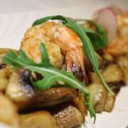 【台北美食】Double Red Café-『港墘站』內湖歐式南洋風料理.內科美食推薦