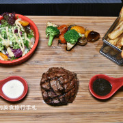 OSteak歐牛排法餐廳,法國主廚呈現異國料理,2017台北餐廳週省荷包吃好料!